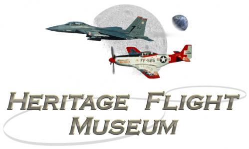 Heritage Flight Museum logo